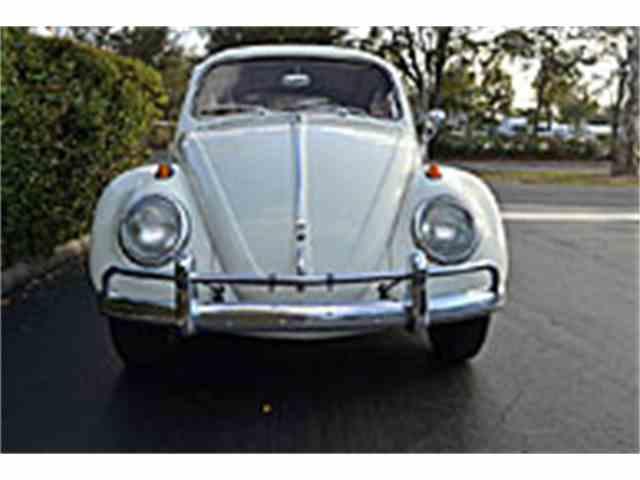 1963 Volkswagen Beetle | 990267