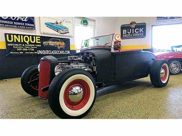1929 Ford Model A    Roadster Street Rod | 992670