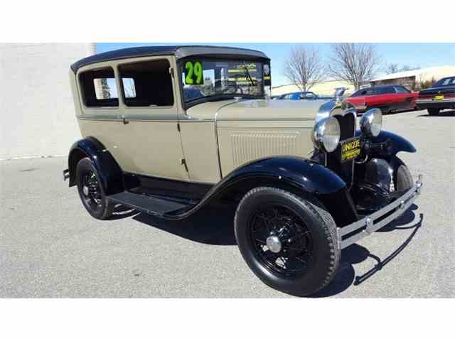 1929 Ford Model A    Tudor | 992678