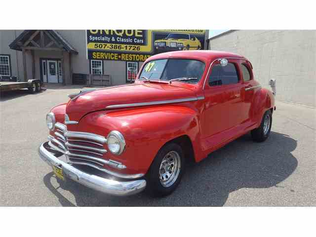 1947 Plymouth Coupe    Street Rod | 992679