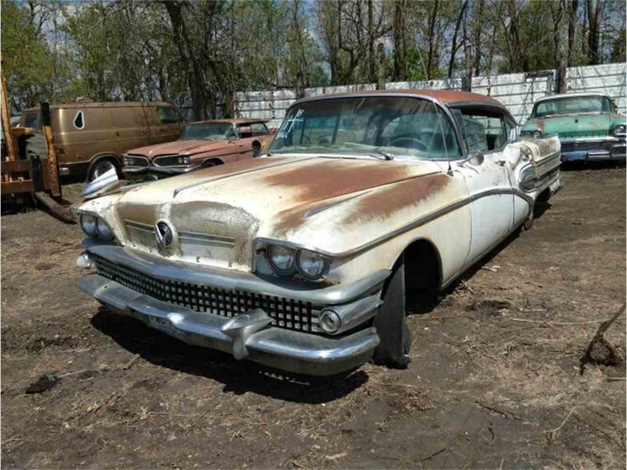 1958 Buick Roadmaster For Sale Classiccars Com Cc 992683