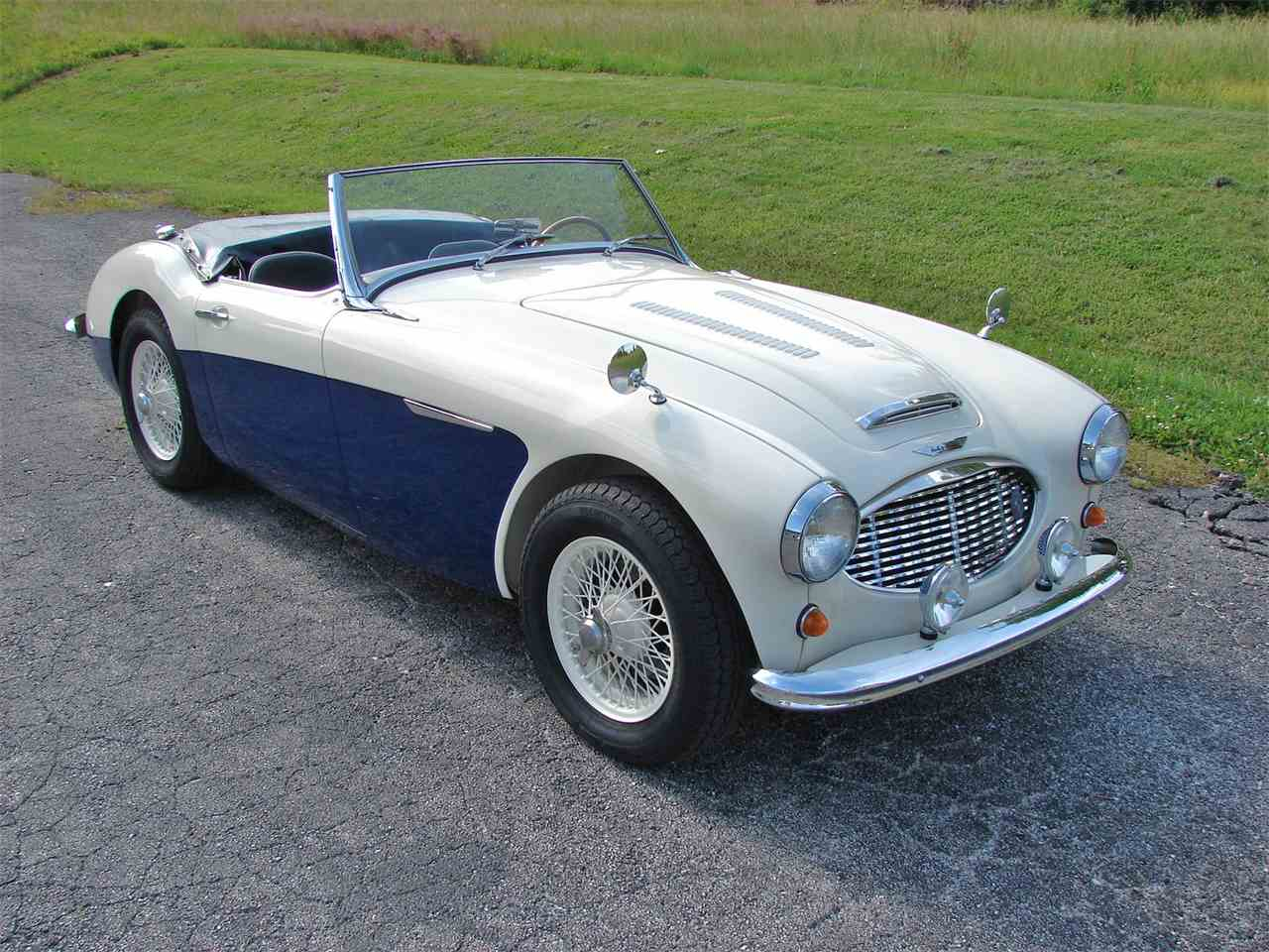 1960 austin healey 3000 for sale cc 992685. Black Bedroom Furniture Sets. Home Design Ideas