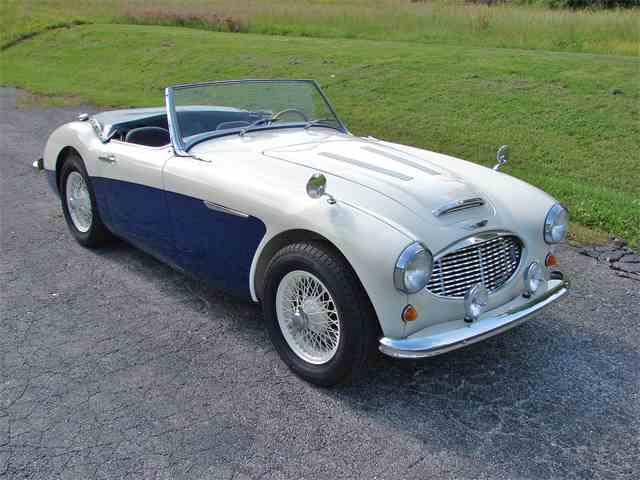 1960 Austin-Healey 3000 | 992685