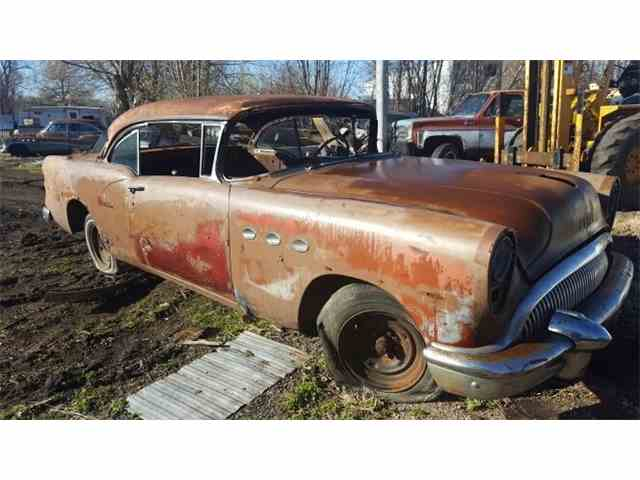 1954 Buick Century    2dr Hardtop | 992689
