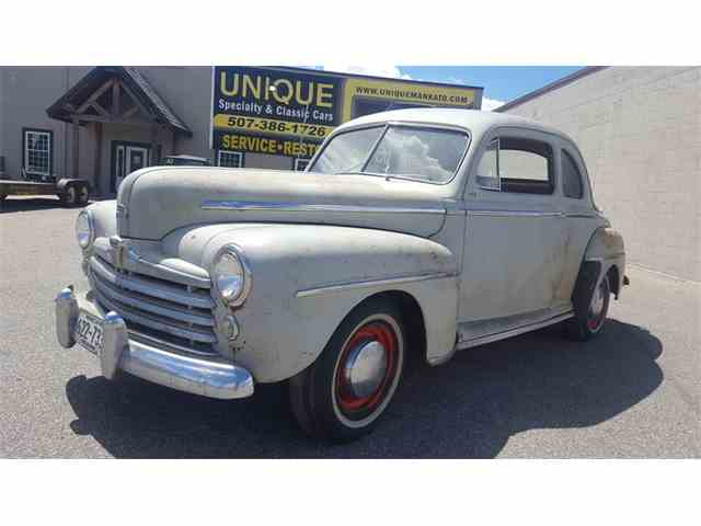 1948 Ford Coupe   992691