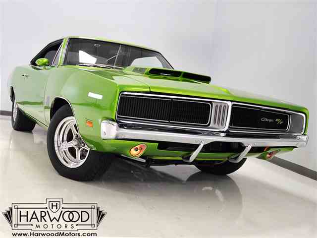 1969 Dodge Charger R/T | 992695