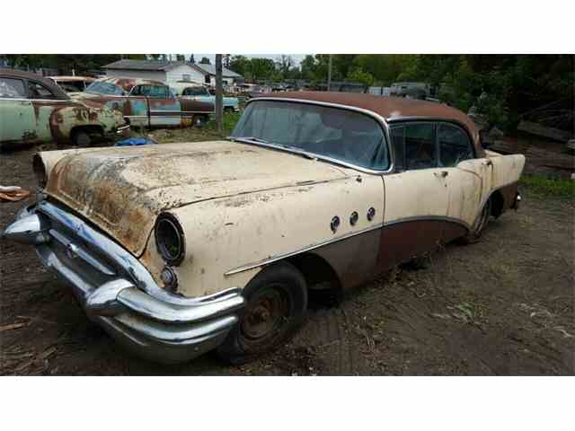 1955 Buick Special 4dr Hardtop | 992700