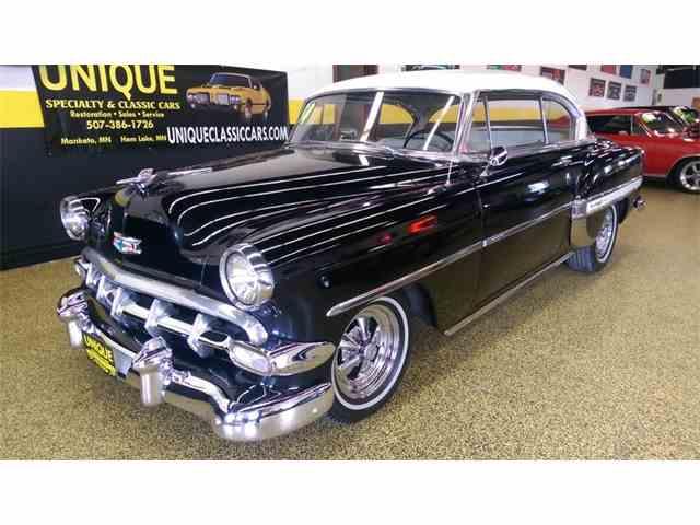 1954 Chevrolet Bel Air    Hardtop | 992701