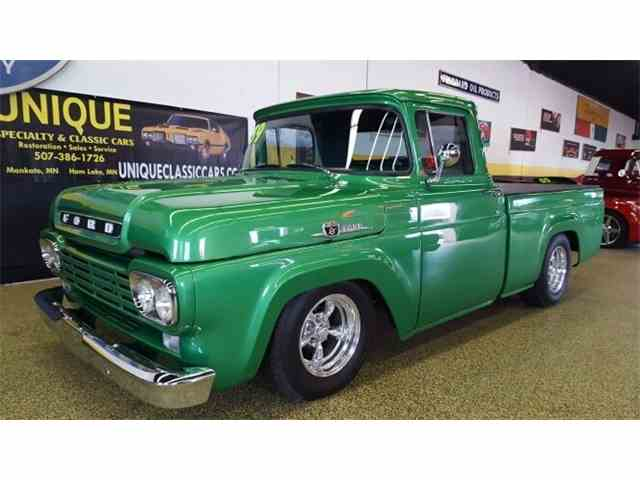 1959 Ford F100 | 992702