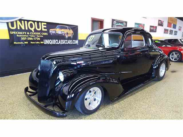 1937 Chevrolet Coupe    Street Rod | 992704