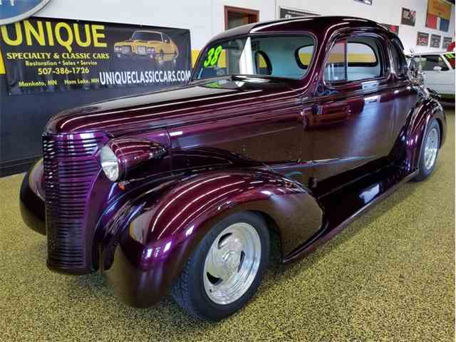 1938 Chevrolet Coupe    Street Rod | 992705