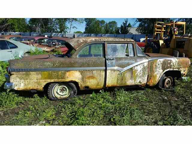 1955 Ford 2 Dr Post | 992706