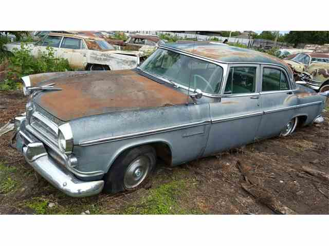 1955 Chrysler Windsor    Sedan | 992707