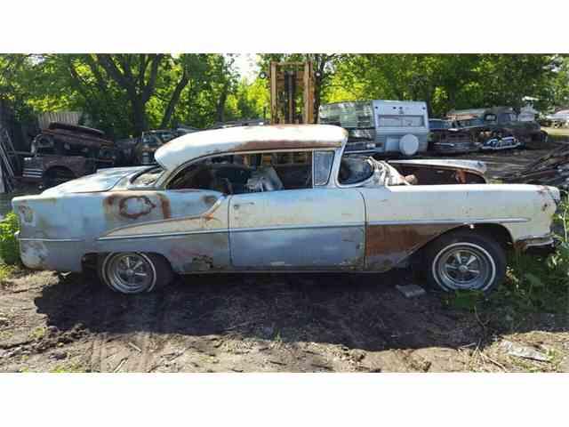 1955 Oldsmobile 88    2dr Hardtop | 992709