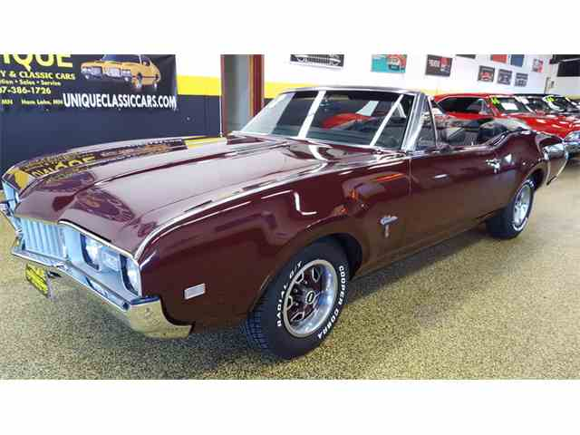 1968 Oldsmobile Cutlass    Convertible | 992718
