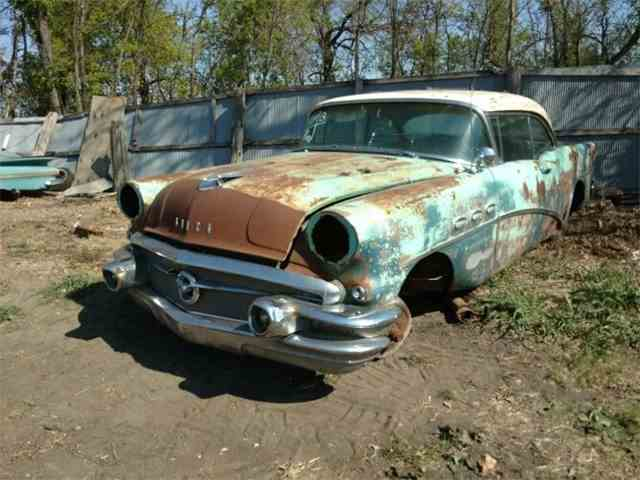 1956 Buick Special    2dr Hardtop | 992719