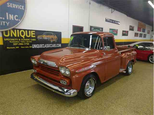 1959 Chevrolet Apache    Pickup Shortbox | 992724