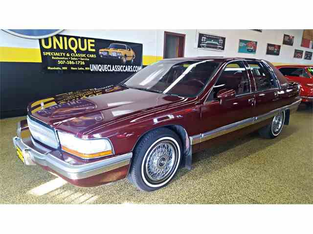 1992 Buick Roadmaster    Ltd | 992726