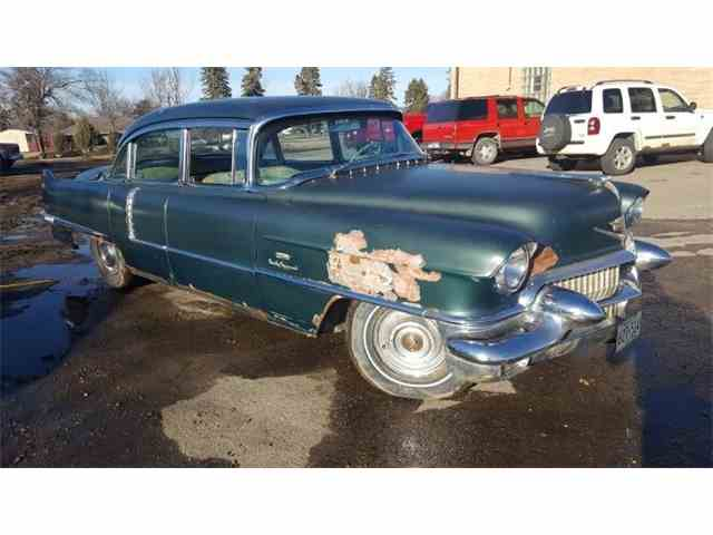 1956 Cadillac Fleetwood    Sixty Special | 992727