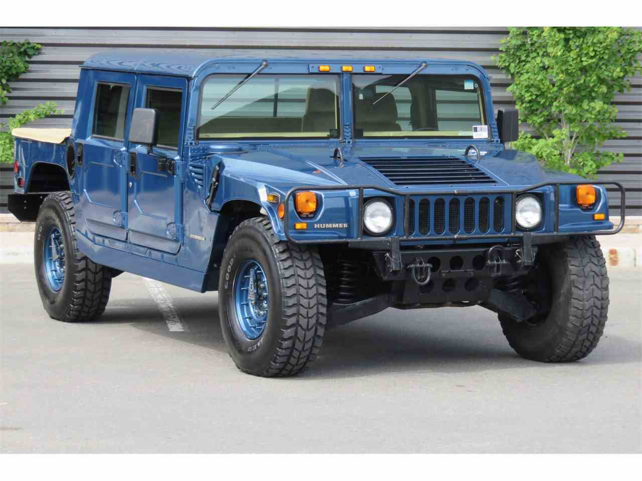 service manual  how to remove airbag 1994 hummer h1