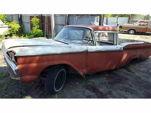 1958 Ford Ranchero | 992733