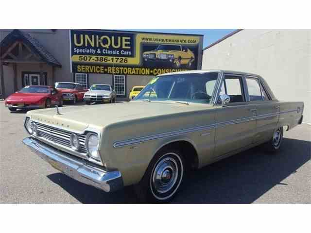1966 Plymouth Belvedere    Sedan | 992739