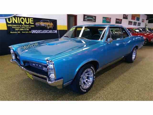 1967 Pontiac GTO | 992740