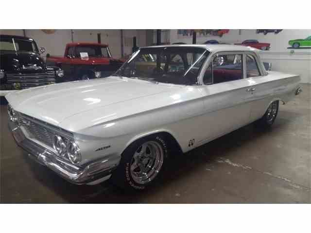 1961 Chevrolet Biscayne    2dr Flat Top | 992743