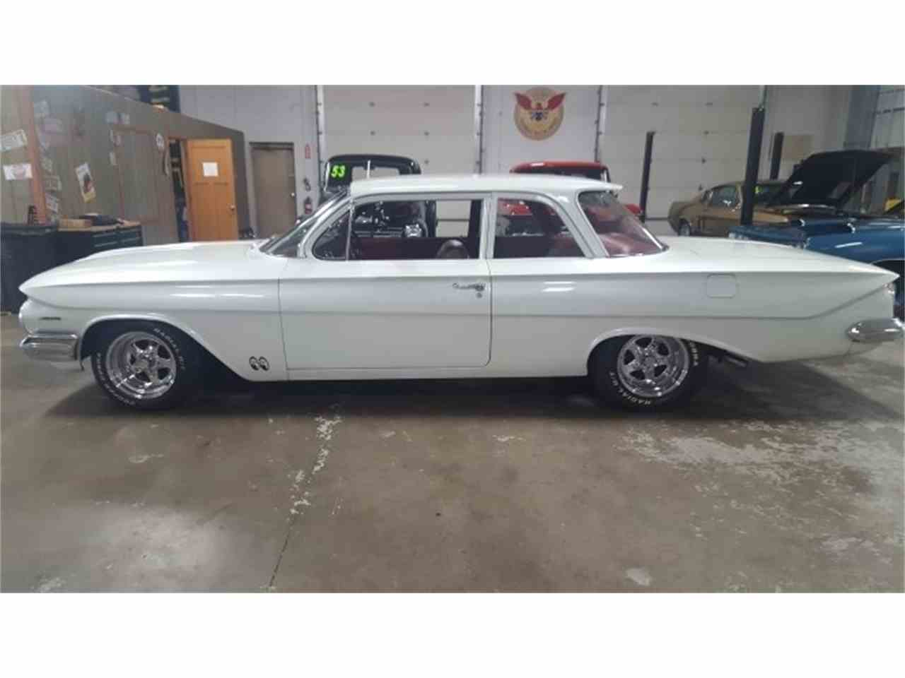 1961 Chevrolet Biscayne 2dr Flat Top for Sale | ClassicCars.com ...