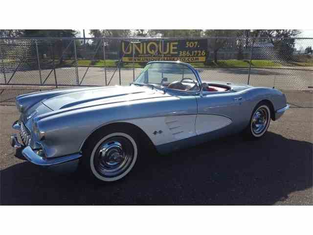 1960 Chevrolet Corvette    Convertible | 992744