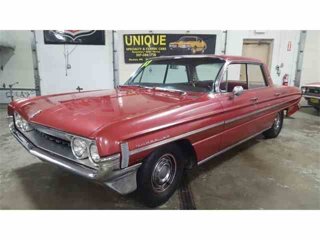 1961 Oldsmobile Super 88    4dr Hardtop | 992745