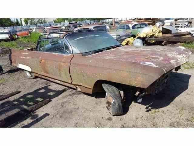 1962 Cadillac DeVille    Convertible | 992746