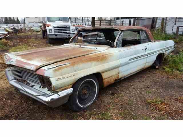 1962 pontiac catalina for sale on 10. Black Bedroom Furniture Sets. Home Design Ideas