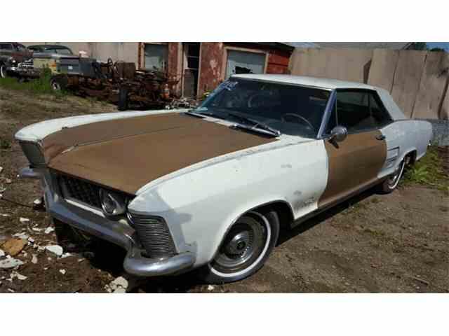 1963 Buick Riviera | 992752