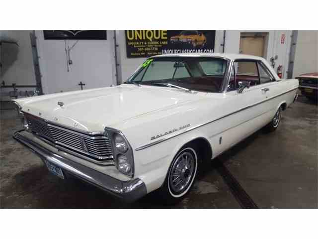 1965 Ford Galaxie    2dr Hardtop | 992757