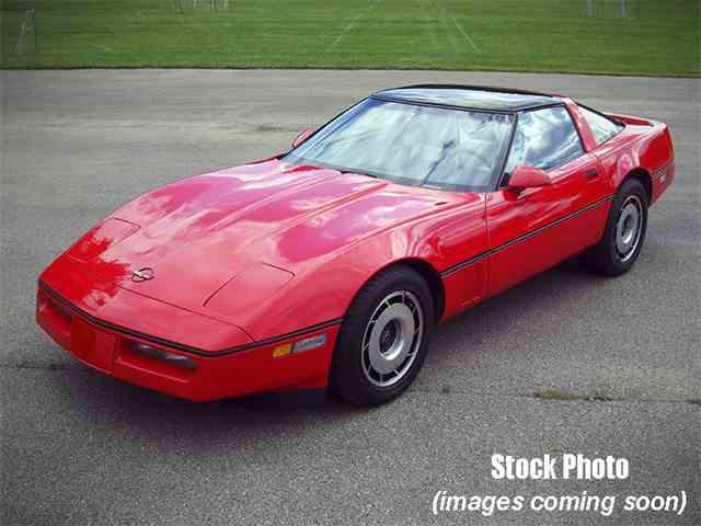 1984 Chevrolet Corvette | 990276