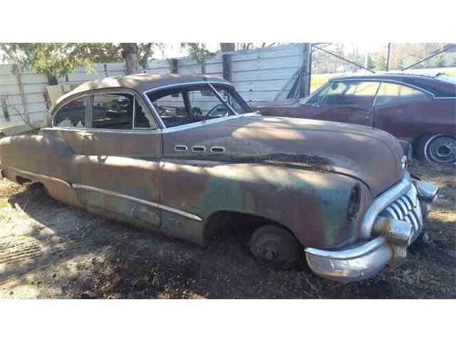 1950 Buick Special    2dr Fastback | 992760