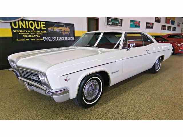 1966 Chevrolet Impala SS    2dr Hardtop | 992764