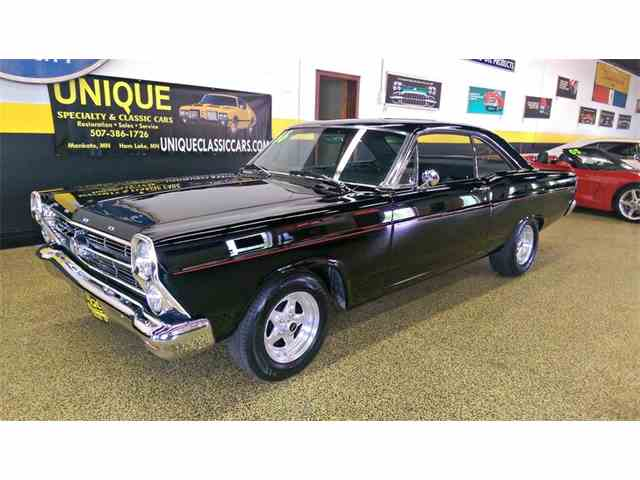 1966 Ford Fairlane    2dr Hardtop | 992766