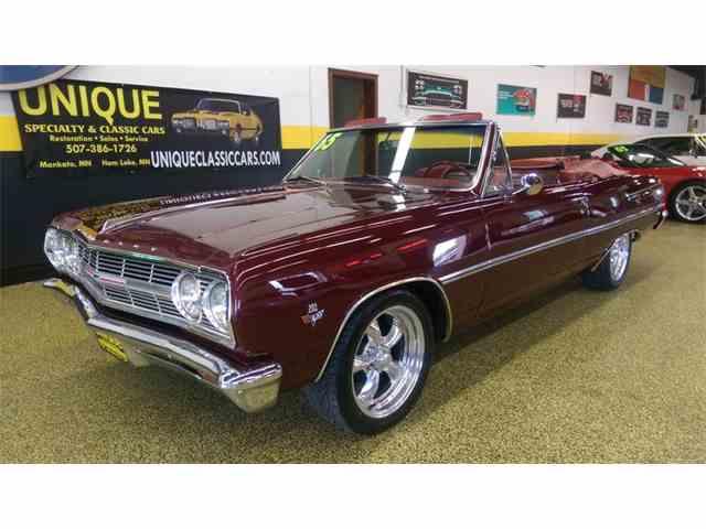 1965 Chevrolet Malibu    Convertible | 992767