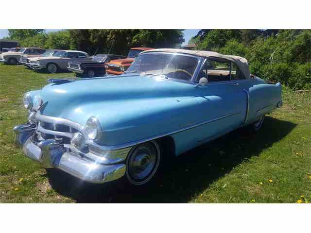 1950 Cadillac Series 62    Convertible | 992771