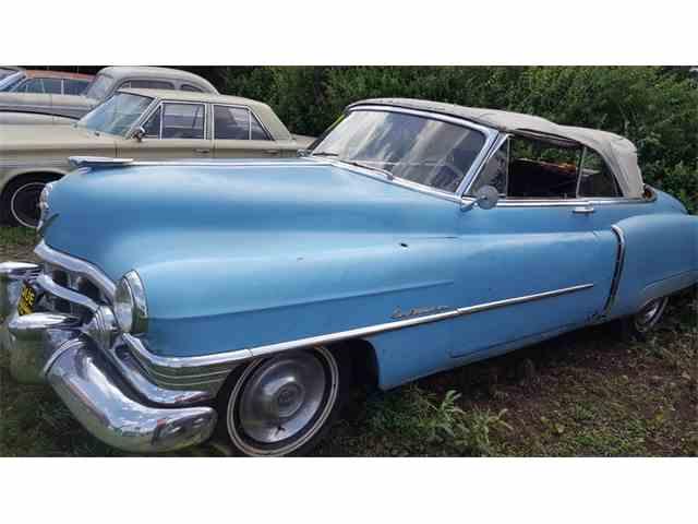 1950 Cadillac Series 62    Convertible | 992771