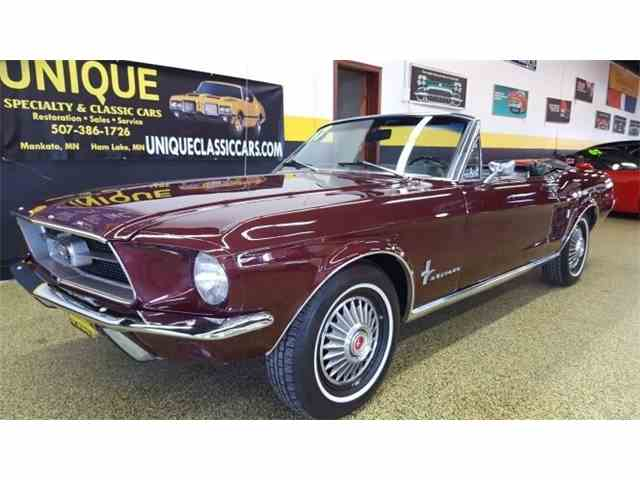 1967 Ford Mustang    Convertible | 992772