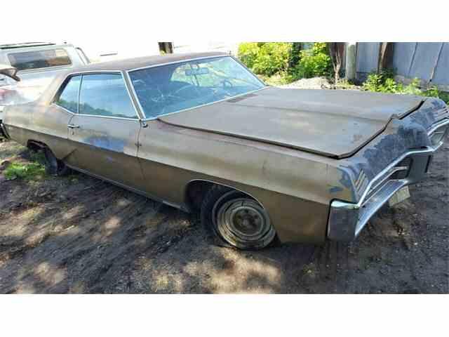 1967 Pontiac GR.PRIX | 992776