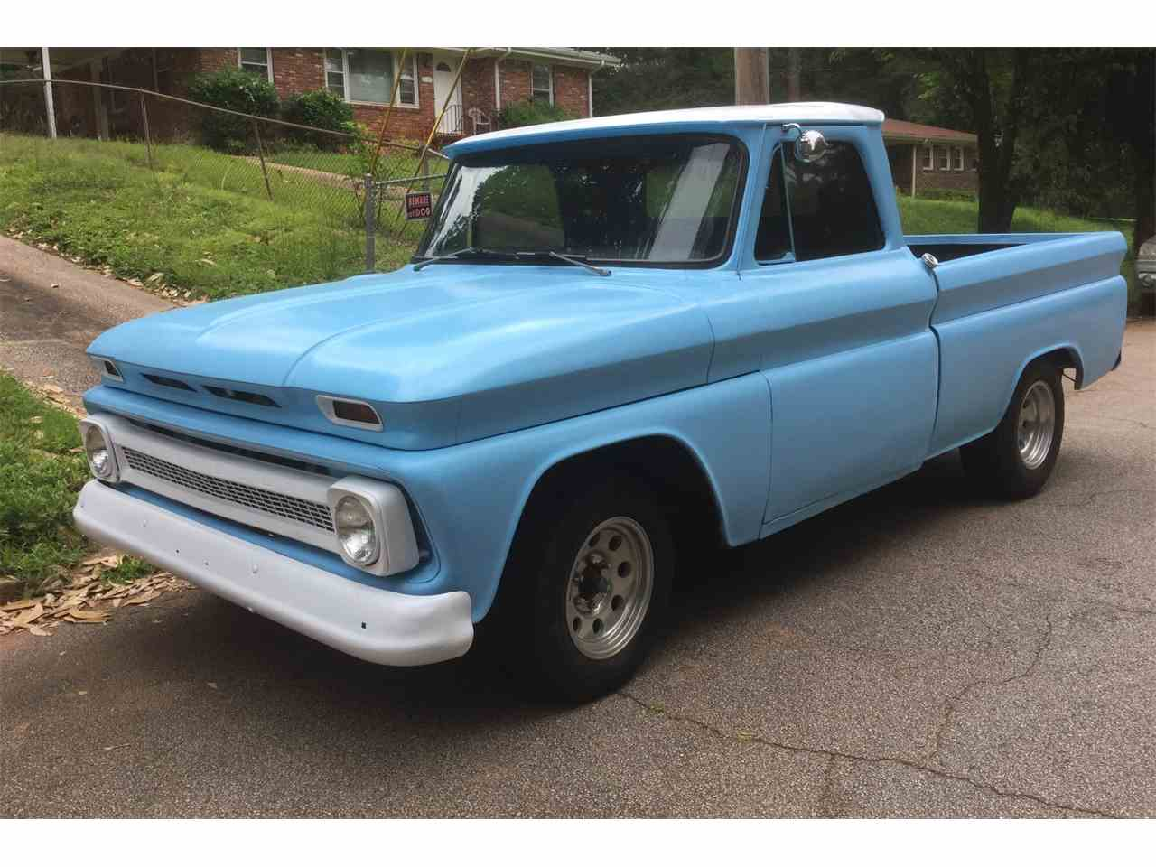 Truck 64 chevy truck for sale : 1964 Chevrolet C/K 10 for Sale on ClassicCars.com