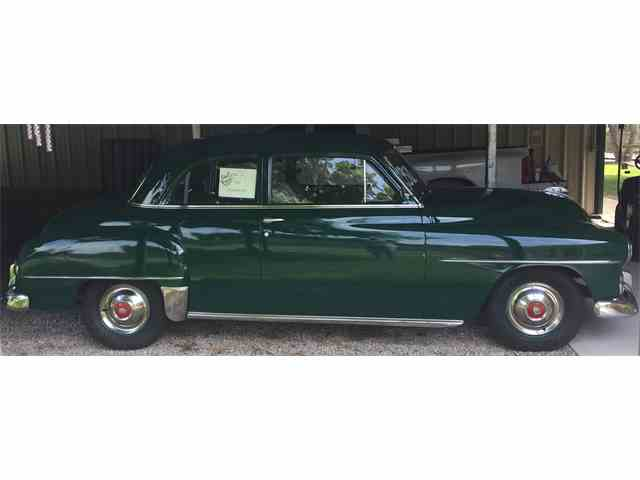 1952 Plymouth Cranbrook | 992790
