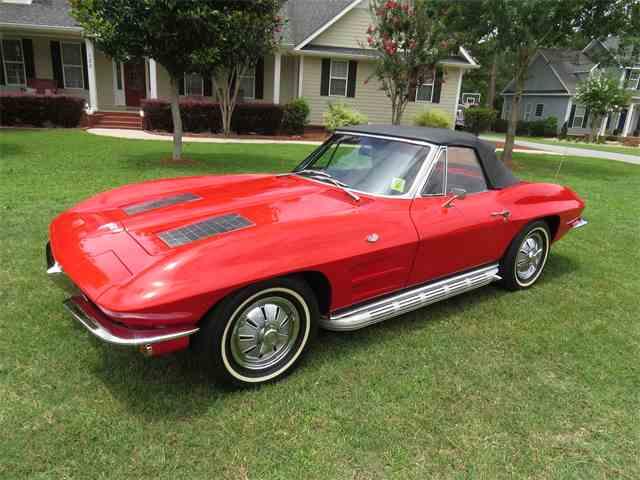 1963 Chevrolet Corvette | 992795