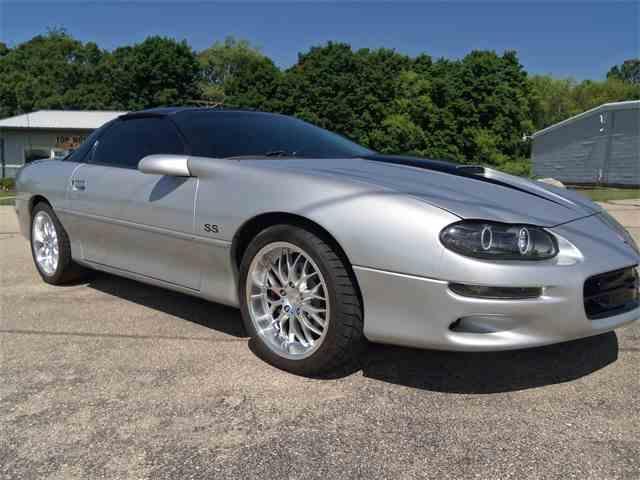2000 Chevrolet Camaro SS | 992796