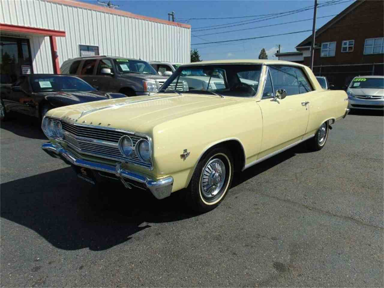 1965 chevrolet malibu ss for sale cc. Black Bedroom Furniture Sets. Home Design Ideas