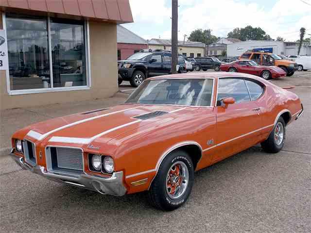 1972 Oldsmobile 442 | 990281